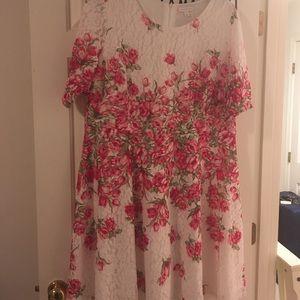 Charter Club Feminine Garden Dress